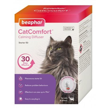 Beaphar Cat Comfort Diffusore e Ricarica Calmante per Gatti e Gattini