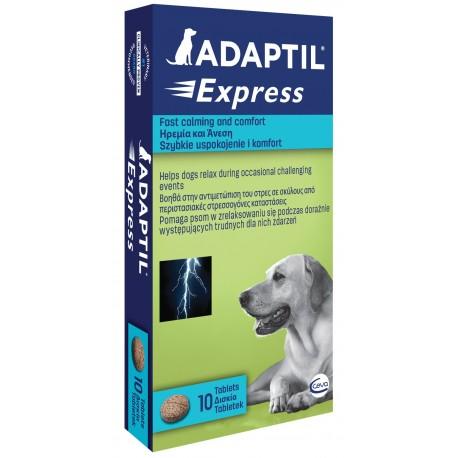 Adaptil Express 10 Compresse Anti Stress per Cane