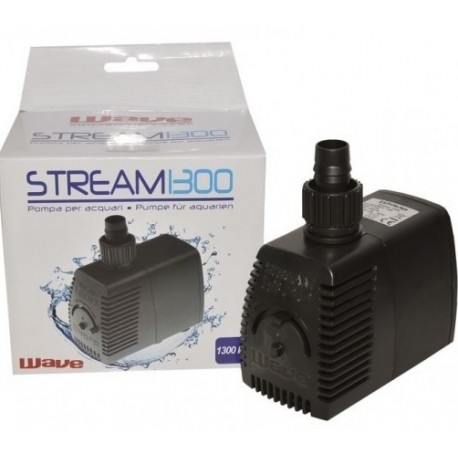 Amtra Pompa Stream 1300 per Acquari