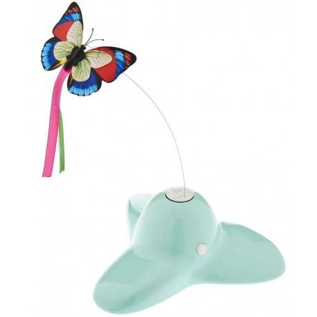 Gioco per Gatti Rotante Farfalla Dispettosa