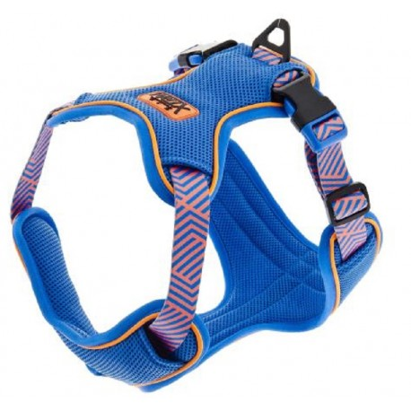 ARIA Collection Pettorina Easy Wear Blu Large per Cane