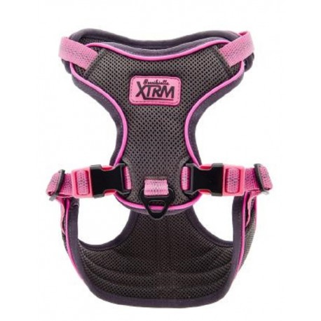 ARIA Collection Pettorina Easy Wear Rosa Medium per Cane
