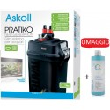 Askoll Pratiko 400 new generation filtro esterno per acquario