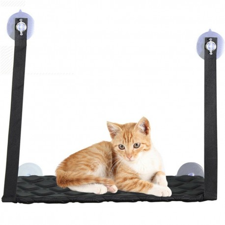 Pet Beds Amaca da Finestra in Poliestere per Gatti T1035