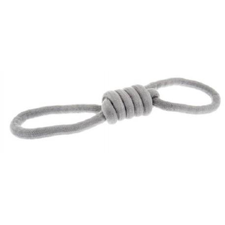 Fuxtreme Gioco Corda Nodo Grigia 30 cm per Cane FX60/1