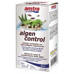 Amtra Pro Nature Algen Control 500 ml - Antialghe per Acquario tratta 500 litri