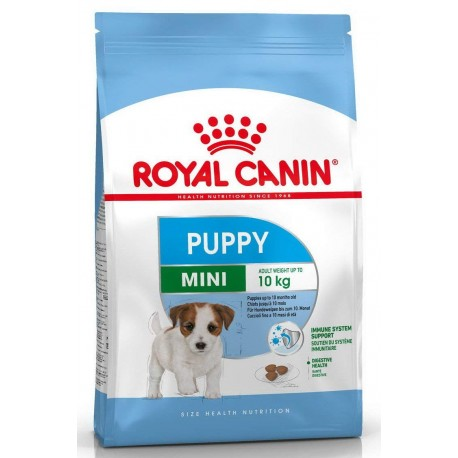 Royal Canin Mini Puppy Junior 8 Kg Crocchette per Cane Cucciolo