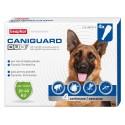 Beaphar Caniguard Duo Antiparassitario 4 fiale per Cani taglia grande