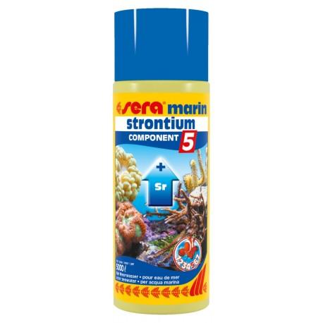 Sera Marin Component 5 Stronzio 500 ml per Acquario Marino