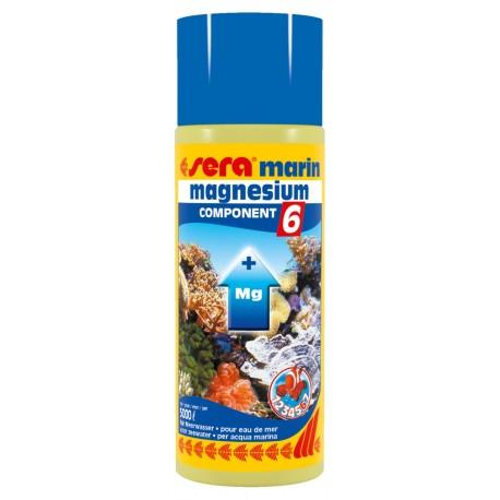 Sera Marin Component 6 Magnesio 500 ml per Acquario Marino