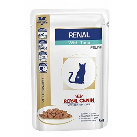 Royal Canin Renal with Tuna Tonno 85 gr per Gatto