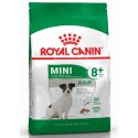 Royal Canin Mini Adult 8+ Sacco 8 Kg per Cane