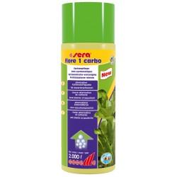 Sera Flore 1 Carbo 500 ml Fertilizzante a carbonio per piante acquario