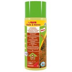 Sera Flore 2 Ferro 500 ml Fertilizzante per piante acquario