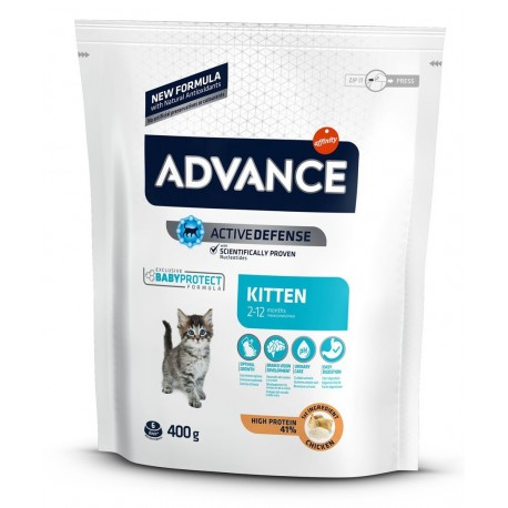 Affinity Advance Kitten 400 gr Croccantini per Gattini