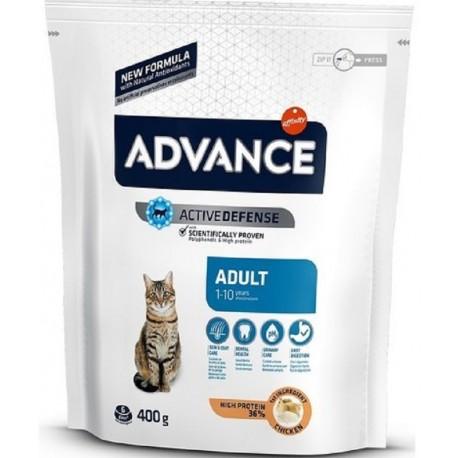 Affinity Advance Adult 400 gr Pollo Croccantini per Gatti