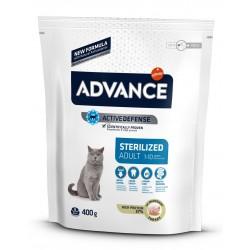 Affinity Advance Sterilised Adult 400 gr Tacchino Croccantini per Gatti