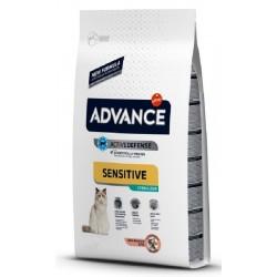 Affinity Advance Sensitive Sterilised Con Salmone 1,5 Kg per Gatti
