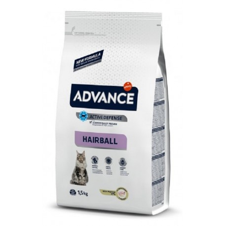 Affinity Advance Hairball Sterilised 1,5 kg per Gatti 1,5Kg