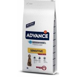 Affinity Advance Sensitive Medium Maxi Con Agnello per Cani 3Kg