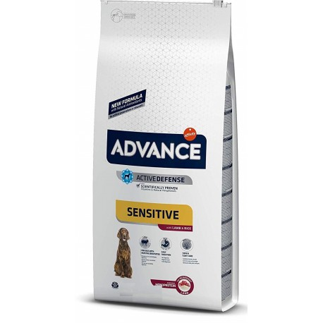 Affinity Advance Sensitive Medium Maxi Con Agnello per Cani 3Kg