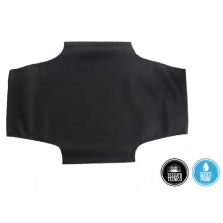 Leopet Telo di Ricambio Colore Nero per Brandina Fissa 50 x 80 cm