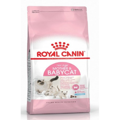 Royal Canin Mother and BabyCat 400 gr Croccantini per Gattini