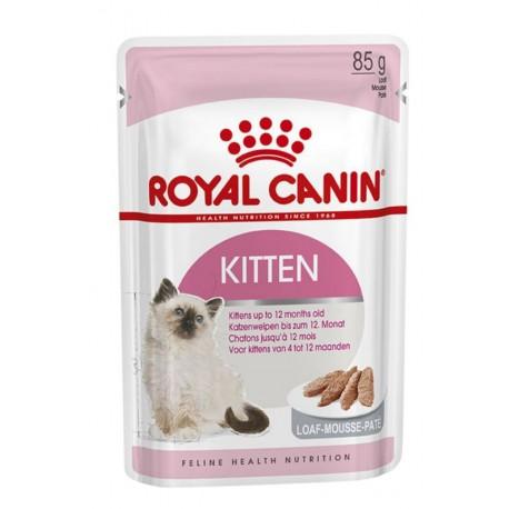 Royal Canin Kitten Patè 85 gr Bustina Umido per Gattino