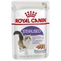 Royal Canin Sterilised Patè in Busta 85 gr per Gatto