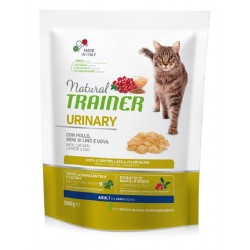 Trainer Natural Urinary 300 gr con Pollo, Lino e Uova