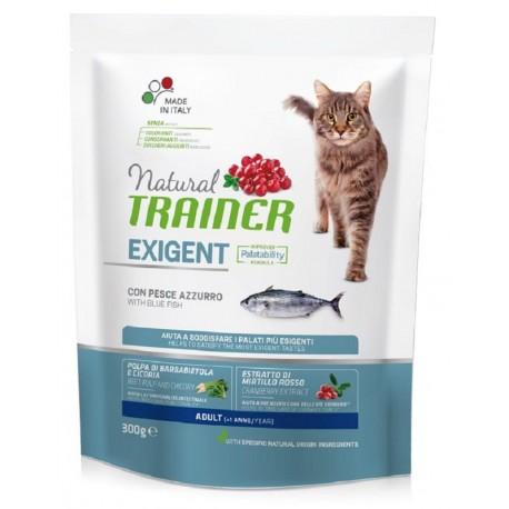 Trainer Natural Exigent Cat con Pesce Azzurro 300 gr