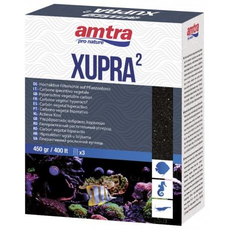 Amtra Xupra2 450g Carbone Iperattivo per Acquario