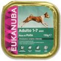 Eukanuba 150 gr Adulto con Pollo Alimento Completo per Cani