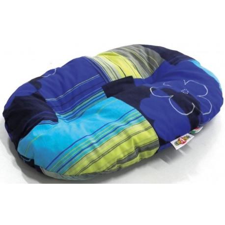 Cuscino Imbottito Nuvola blu cm 77 x 50 per Cane