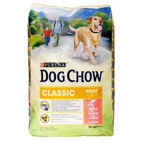Purina Tonus Dog Chow con Salmone 10 kg per Cane