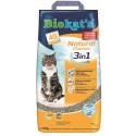 Biokat's 3in1- 10kg Lettiera Agglomerante per Gatto