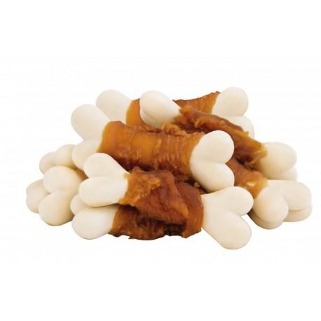 Nature Snack Ossi al Calcio con Pollo 80gr Snack per Cane cod. NS33