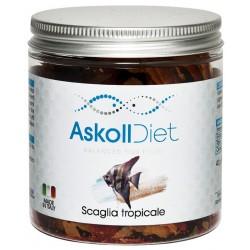Askoll Diet Scaglia Tropicale 250 ml 40gr Alimento per Pesci