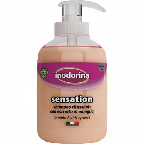 Inodorina Sensation Rilassante con Estratto di Vaniglia 300 ml per Cane