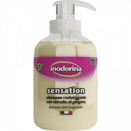 Inodorina Sensation Rivitalizzante con Estratto di Zenzero 300 ml per Cane