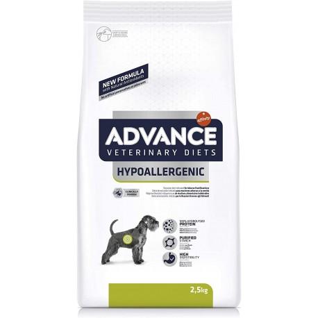 Advance Diets Hypoallergenic per Cani e Cuccioli 2,5Kg