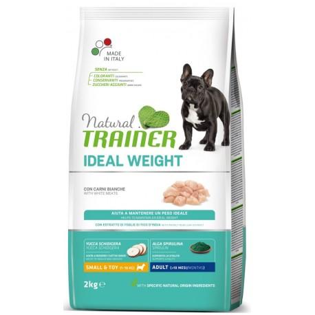 Trainer Ideal Weight Small e Toy 2 kg per Cane Adulto Taglia Piccola