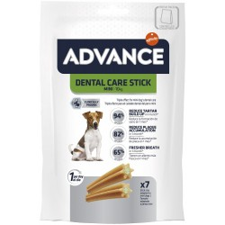 Advance Dental Care 7 Stick 90 gr Mini Snack Igiene Dentale per Cane