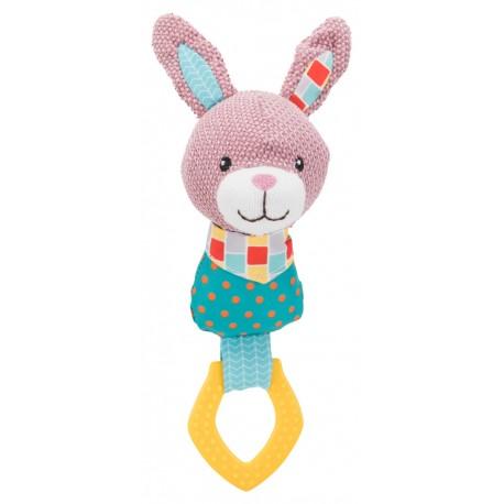 Trixie Junior Gioco Coniglietto con Squittio per Cucciolo di Cane ART.36172