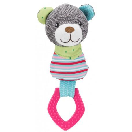 Trixie Junior Gioco Orso con Squittio per Cucciolo di Cane ART.36177