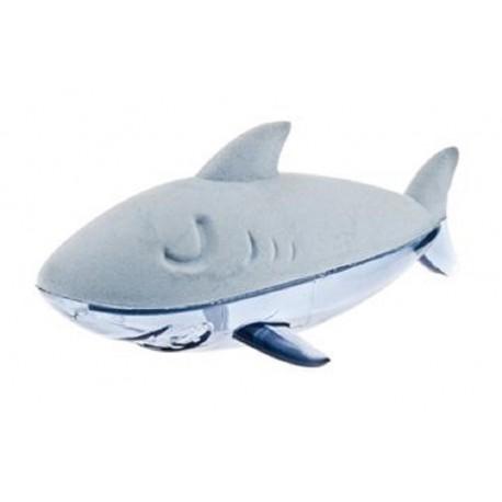 Shark Squalo in TPR Gioco Galleggiante per Cani