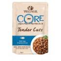 Wellness Core Grain Free Tender Cuts con Tonno 85 gr Cibo per Gatto