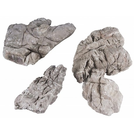 Amtra Roccia Naturale Dragon Stone Boutique S 1 Kg per Acquario