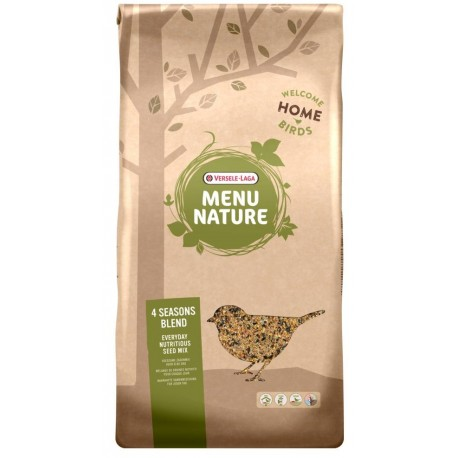 Versele Laga Menu Nature 4 Stagioni Semi per Uccelli Selvatici 1 Kg