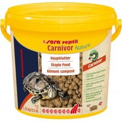 Sera reptil Carnivor Nature 3800 ml Mangime per Rettili Carnivori
